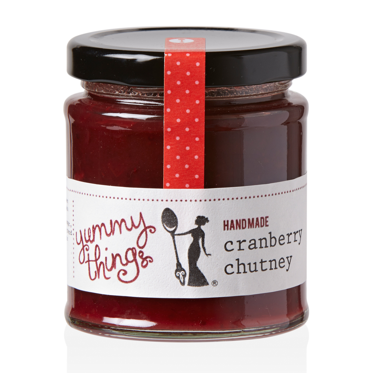 Yummy Things' delicious, handmade cranberry chutney - Made in Gosforth, Newcastle upon Tyne - The perfect foodie gift!
