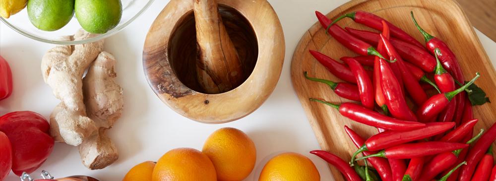 handmade jam chutney seasonal produce