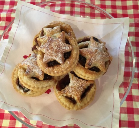 Luxury Mincemeat Mince Pies Puff Pastry