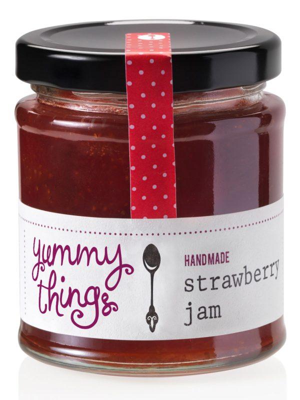 Yummy Things Strawberry Jam