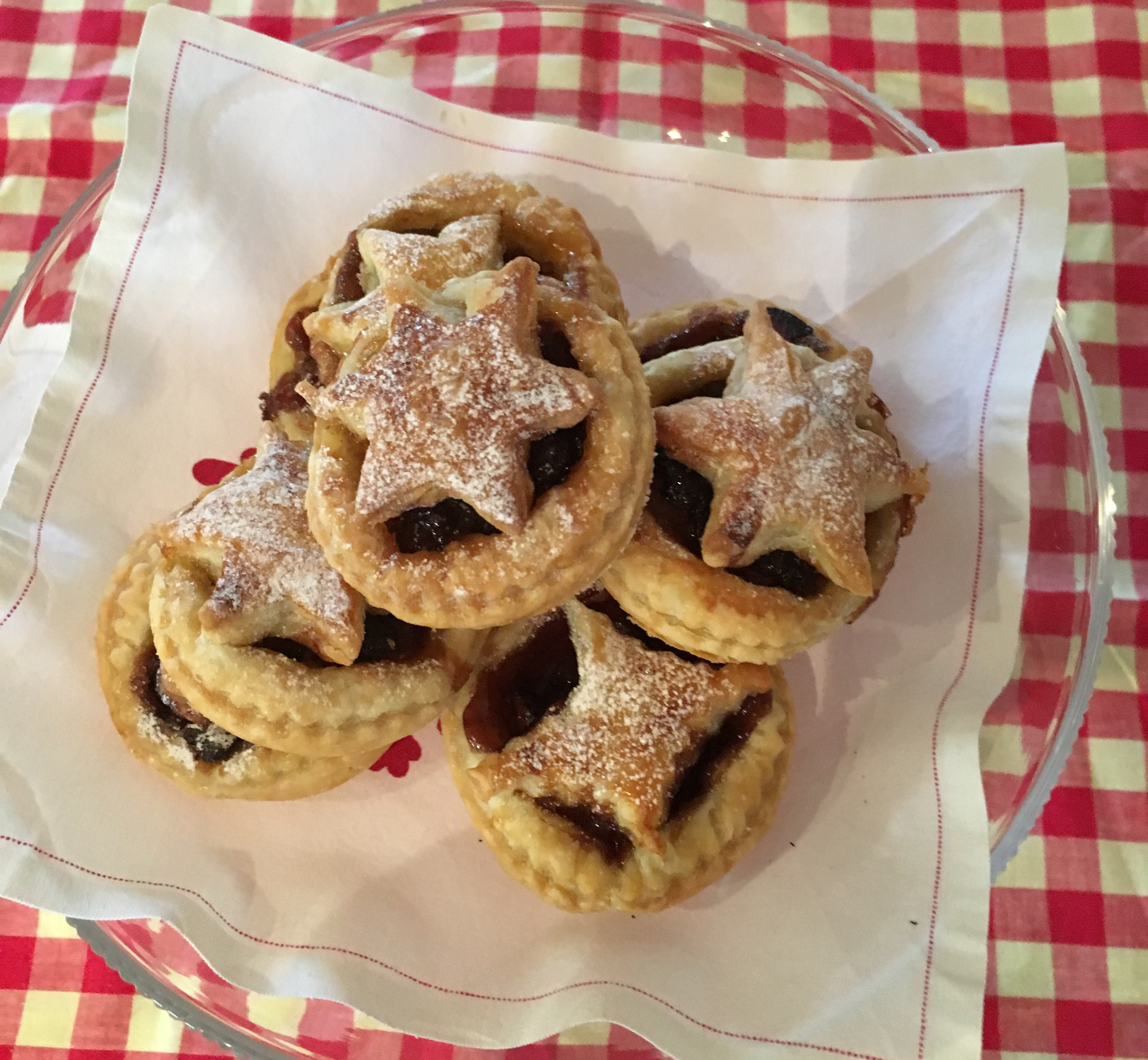 Luxury Puff Mince Pies